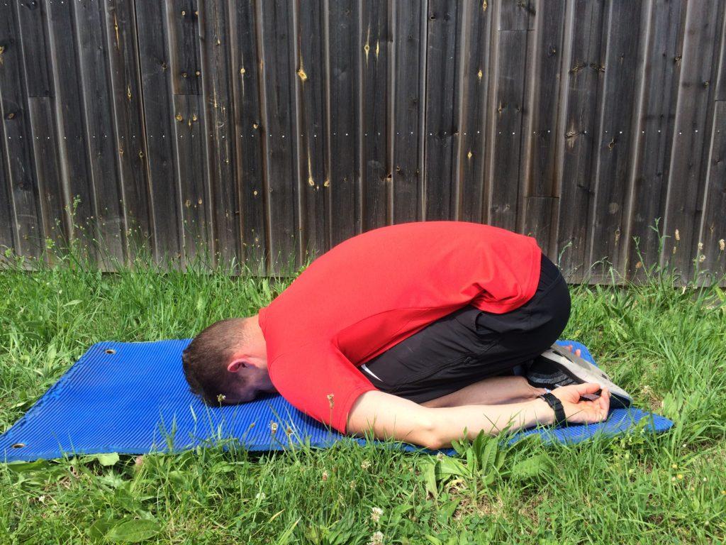 Position de l'enfant (image Actif Coaching)