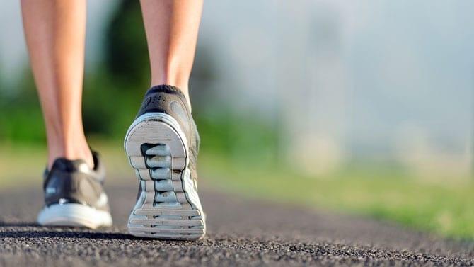 Entrainement fractionné à la course à pied