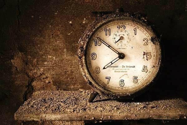 Nous vivons aujourd'hui dans notre passé (image Google)