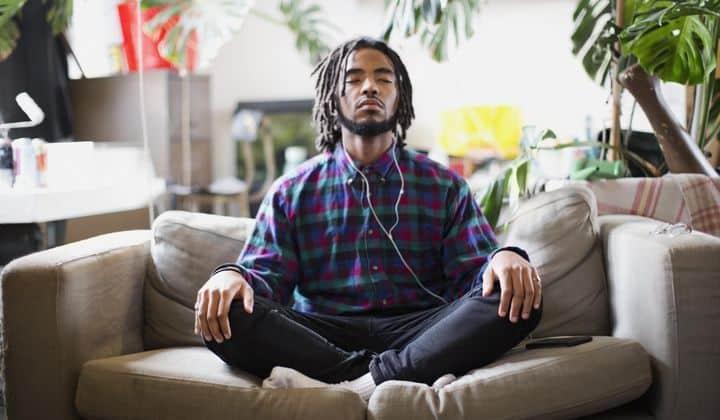 S'extraire de soi en méditant (image Google)