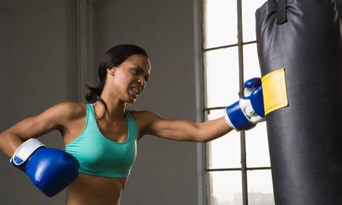 La boxe, comme moyen thérapeutique (image Cameroun 24)