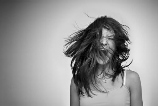 Pour votre bien, évitez la crise de nerf (image Getty Images/Vetta)