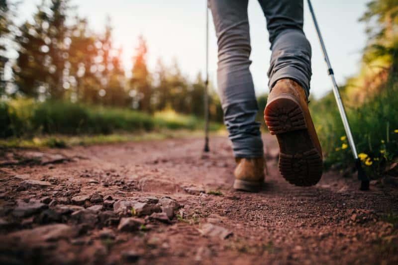 Les bienfaits de la marche à pied (image iStock / Eclipse)