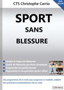Christophe Carrio Sport sans blessure