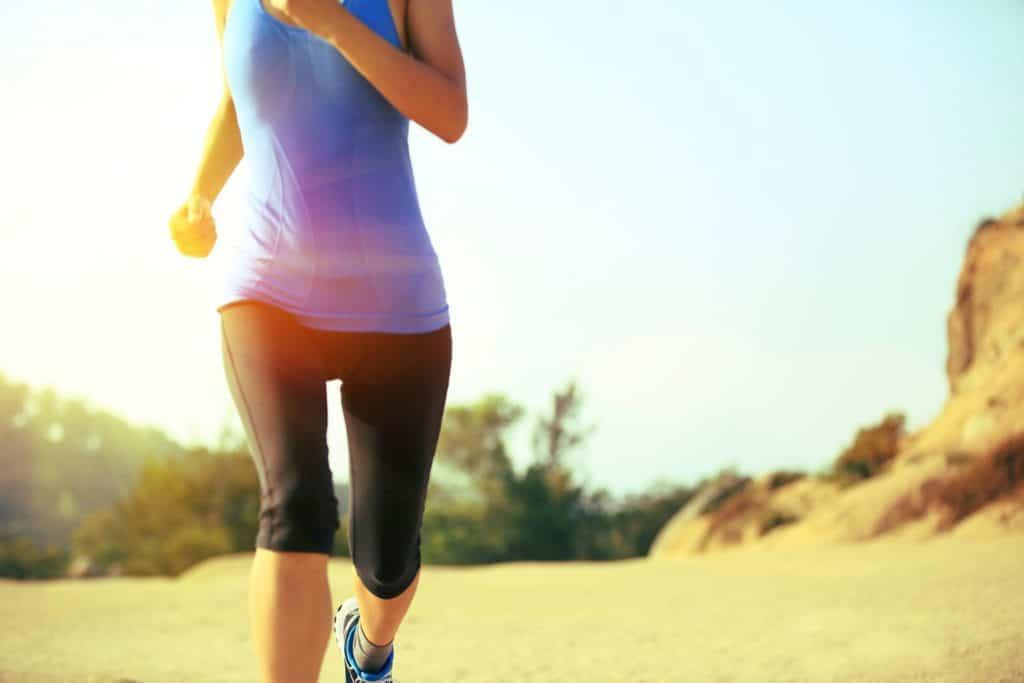Le sport d'endurance générateur d'endorphines (image RTL)