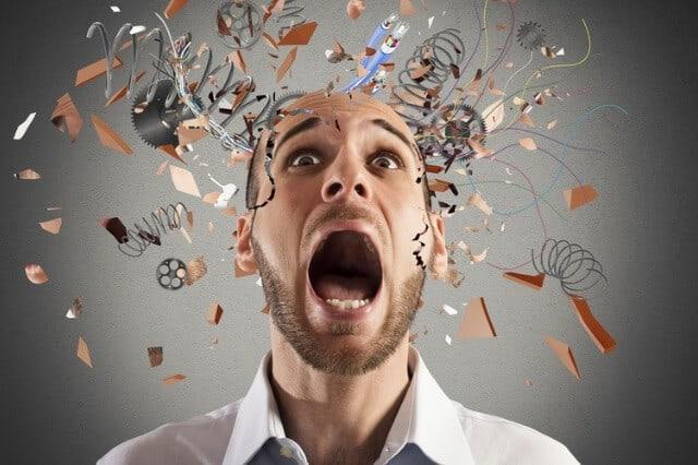 Anxiété ou comment péter un boulon ! (image L'Art Du Frugalisme)
