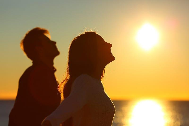 Bien respirer est bon pour le corps et l'esprit (image Naturactive)